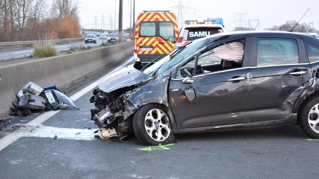 delai reparation accident voiture