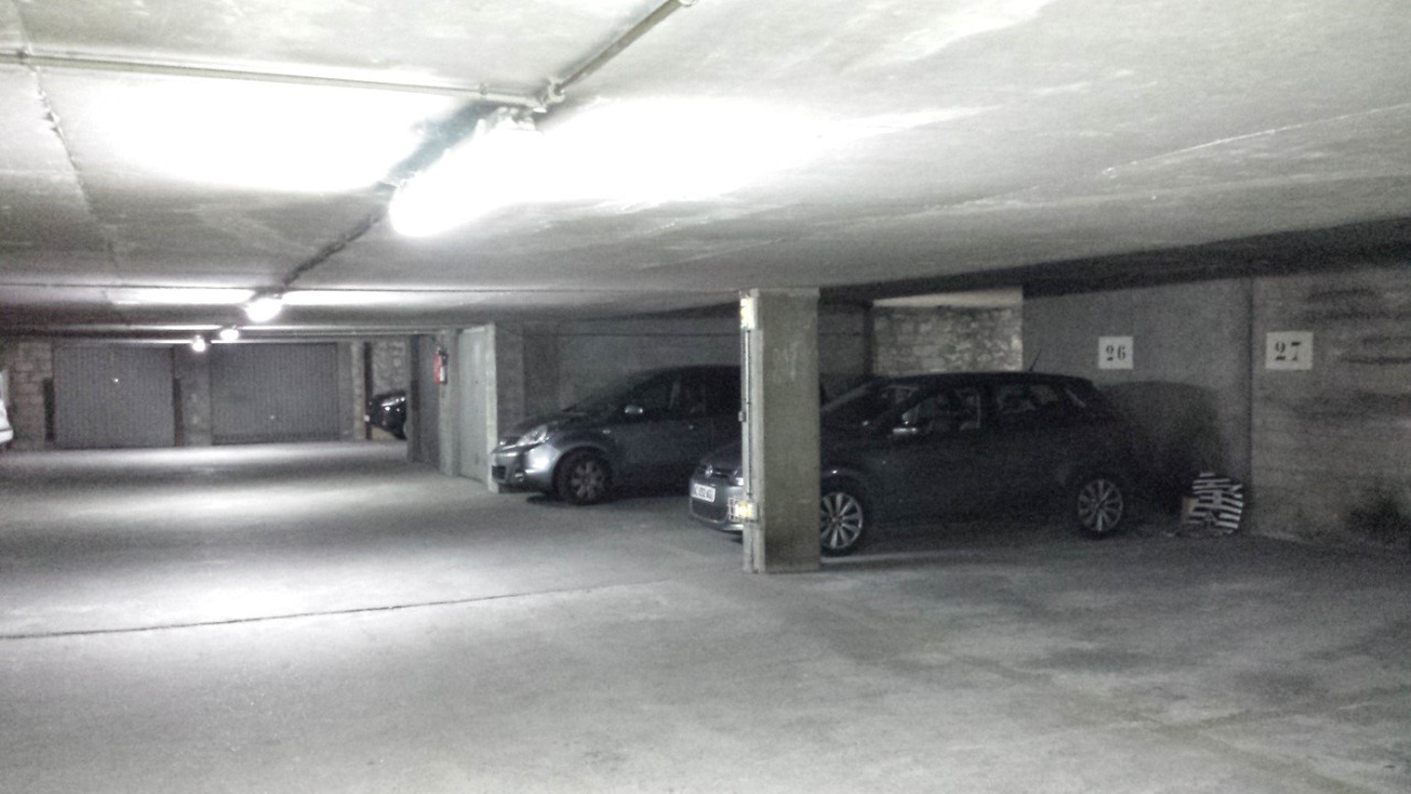 investissement place parking